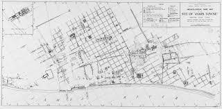 Jamestown Virginia Map The Jamestown Experience