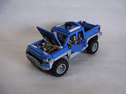 lego ford raptor lego moc 8294 5893 ford raptor creator 2017 rebrickable