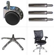 roulettes pour chaise de bureau gracieux roulettes pour chaise de bureau ld0003652786 2 eliptyk