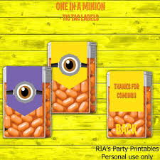 minion tic tacs where to buy one in a minion tic tac labels appreciation ideas