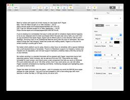 How To Count Words In Textedit In Mac Os X The Best Cross Platform Writing Apps For Mac And Ios Macworld
