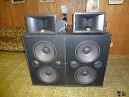 jbl home theater speakers for sale pair jbl professional 4508 theatre speakers jbl 2225h