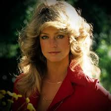 farrah fawcett hair color farrah fawcett hairstyle tutorial popsugar beauty