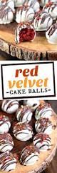 red velvet cake balls recipe red velvet red velvet cakes and