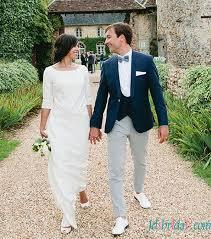 h1564 simple elegant backless wedding dress with sleeves