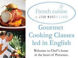 cours de cuisine vaucluse atelier de cuisine gastronomique avec jean marc villard