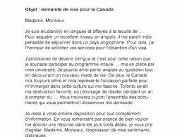 Lettre De Demande De Visa En Anglais memoireveritejustice part 65