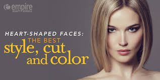 best haircut for heart shaped face and thin hair best haircut for thin hair and heart shaped face best bob