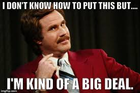 Ron Burgundy Memes - tips for being a better journalist as told by anchorman memes