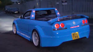 nissan pickup custom crazy nissan skyline pick up u0026 dodge viper gts youtube