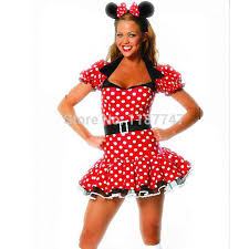 minnie mouse dress halloween costumes for women minnie mouse