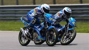 Challenge Asian Gunawan Wins Suzuki Asian Challenge 2nd Race Auto Moto Japan