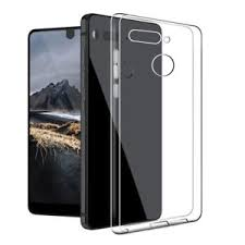 Sho Clear essential phone ph 1 cresee clear soft tpu gel