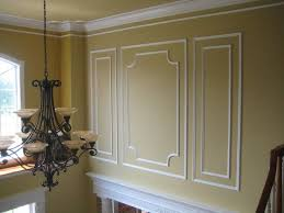 Best Home Trimwork Images On Pinterest Crown Molding - Decorative wall molding designs