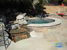 Jacuzzi Spas Inground Spas Construction Sacramento Folsom El Dorado Hills