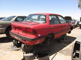 mitsubishi trucks 1990 junkyard find 1990 eagle summit the truth about cars