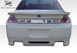 honda accord bumper cover free shipping on duraflex 98 02 honda accord 2dr spyder rear