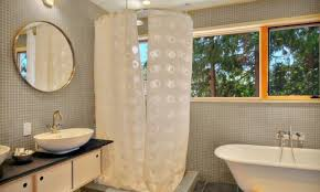 bathroom valances ideas 23 bathroom shower curtain ideas photos remodel and design