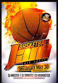 basketball flyer template free stackerx info