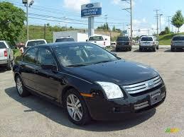 2007 ford fusion se 2007 black ford fusion se 16102456 photo 2 gtcarlot com car