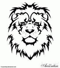 40 tribal lion tattoos with regard to tribal lion tattoo tattoo