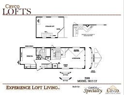 Cavco Floor Plans Cavco Loft Units Park Model Homes From 21 000 The Finest