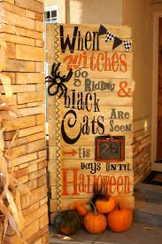 Halloween Home Decorating Ideas Surprising Halloween Home Decor Introduces Impressive Porch
