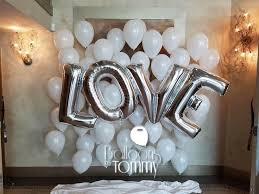 wedding anniversary backdrop balloons by on balloon quotes letter balloons and craft