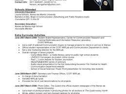 recreation cover letter pta resume resume cv cover letter pta