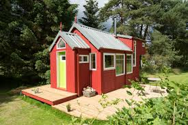 Low Cost Tiny House The Nesthouse Tiny Home In Scotland