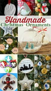 handmade ornaments busy happy