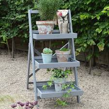 plant stand plant stand four pot hanging holder plants and
