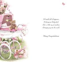 congratulations on new card congratulations on baby girl newborn baby girl quotes