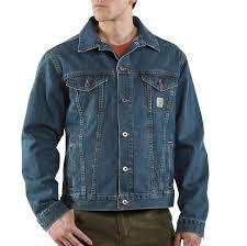 black friday carhartt jackets men u0027s denim jean jacket unlined j291 carhartt