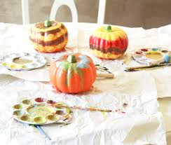painting pumpkins with kids u2013 at home with zan