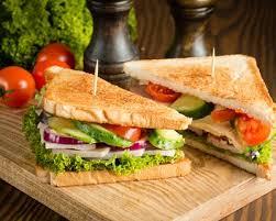 cuisine dietetique recette sandwich diététique