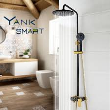 High End Shower Fixtures Compare Prices On Luxury Shower Systems Online Shopping Buy Low