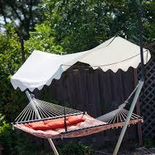 Hammock Overstock by Bliss Hammocks Hammock Stand Canopy Ha 509bu Colleen