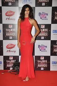 Red Carpet Entertainment Disha Patani At Red Carpet Of Big Zee Entertainment Awards 2017 On