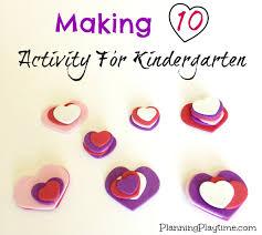 kindergarten math activities for february planning playtime