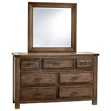 Northeast Factory Direct Cleveland Ohio by Artisan U0026 Post Maple Road Dresser U0026 Mirror Northeast Factory