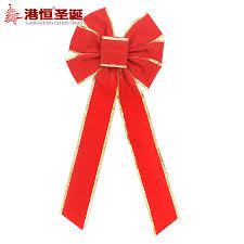 hong kong hang christmas decoration accessories 20 45cm red