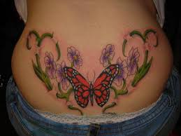 amazing butterfly tiger design idea for and