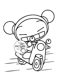 motorcycle coloring pages kids printable free
