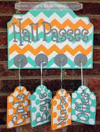 Bathroom Pass Ideas Passes Sign For Classroom Classroom Decor Gift