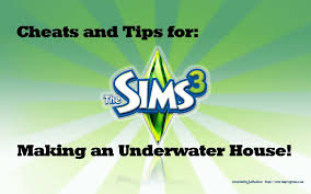 Home Decorators Catalogue Sims 3 How To Make An Underwater House Youtube