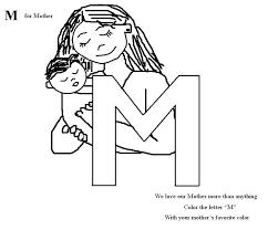 14 best images of letter m preschool worksheet coloring