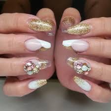recent work u2014 white koi nail studio