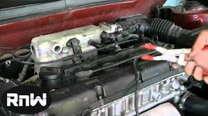 how to remove and replace spark plugs hyundai elantra 2 0l