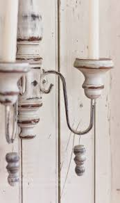 Candle Sconce Far Above Rubies Diy French Candle Sconces